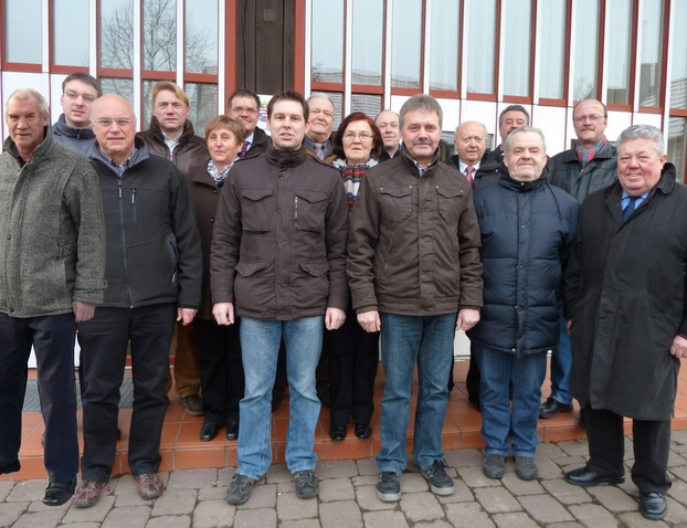 Die Kandidaten der SPD Wohratal