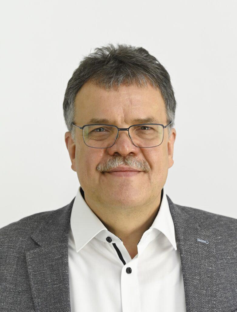 Klaus-Dieter Engel, Vorsitzender der SPD-Wohratal
